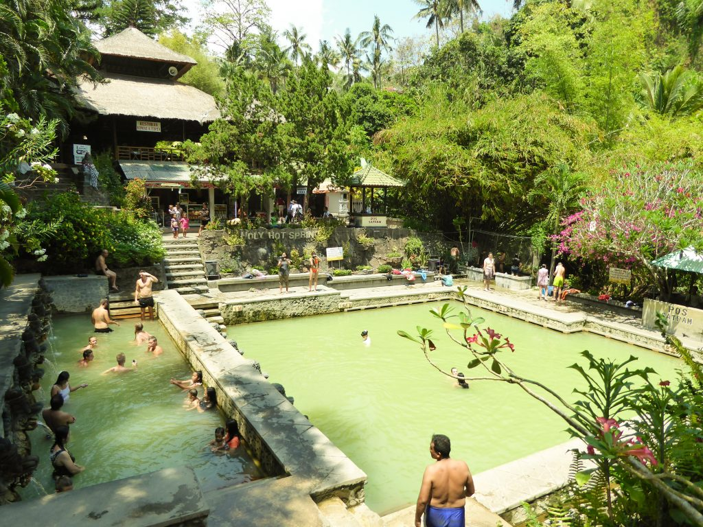 Air Panas - Banjur Hot Springs
