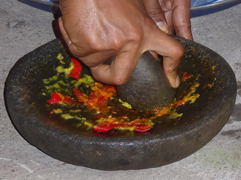 Learn to cook in Bali