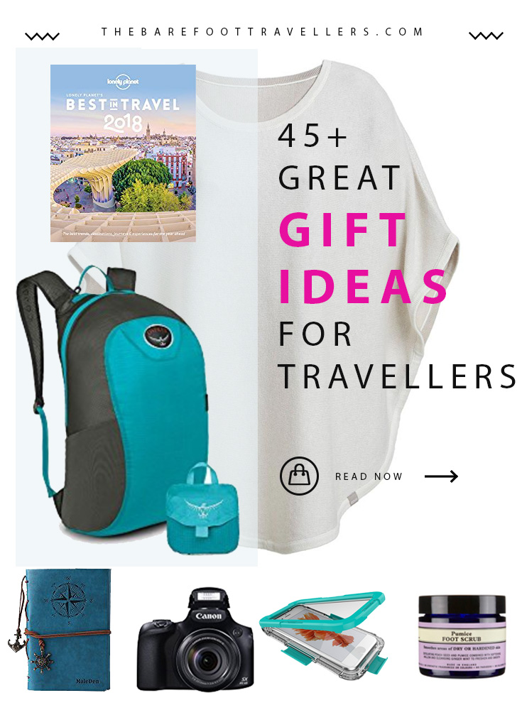 45+ gift ideas for travellers